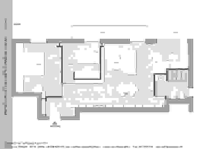 Casa M. Case moderne di studioLO architetti Moderno