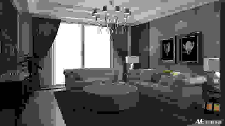 根據 AG Interior Design 古典風
