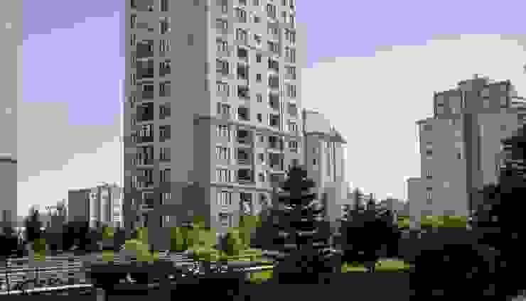 Nowoczesne domy od Nurettin Üçok İnşaat Nowoczesny