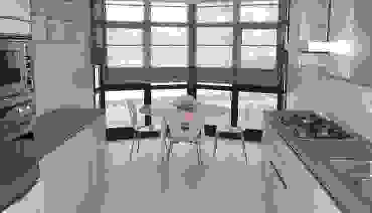 Anittapark Modern Mutfak Nurettin Üçok İnşaat Modern