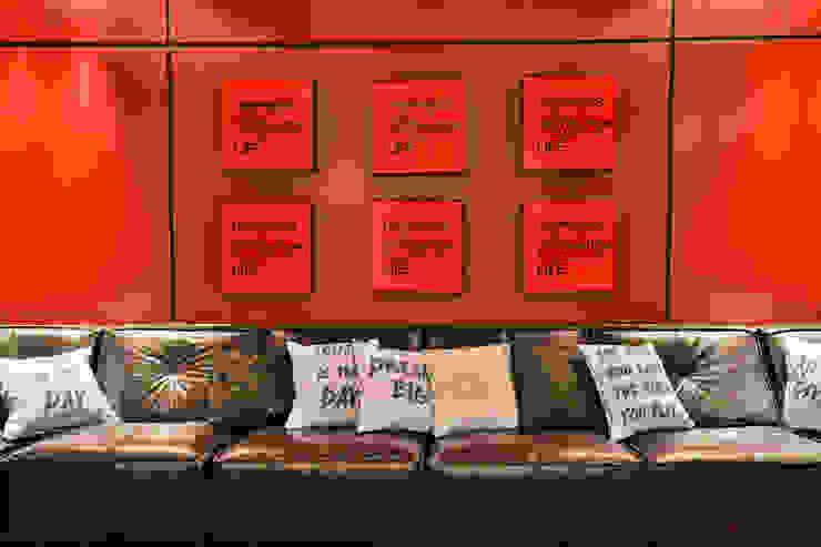 Bender Arquitetura Modern Living Room