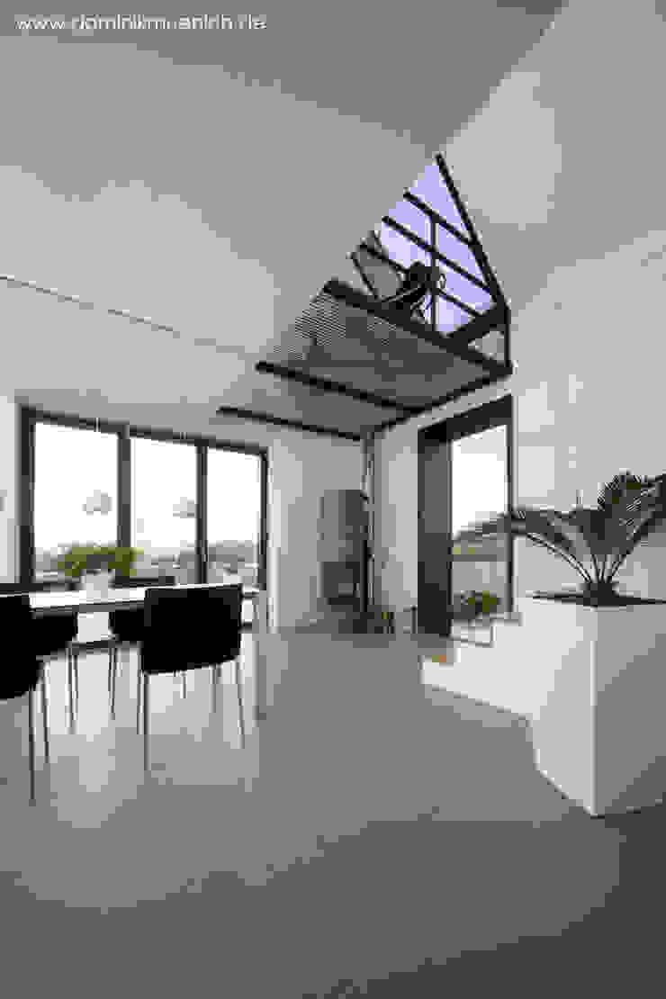 Modern Yemek Odası Architekturbüro Ferdinand Weber Modern
