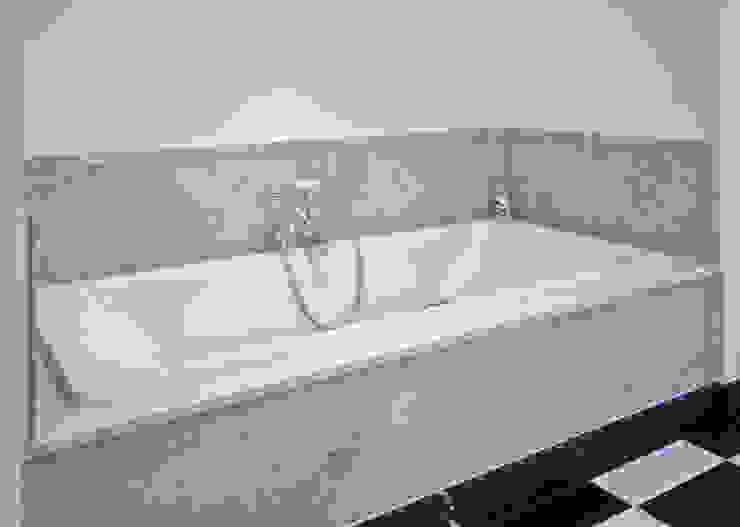 クラシックスタイルの お風呂・バスルーム の Pientka - Faszination Naturstein クラシック