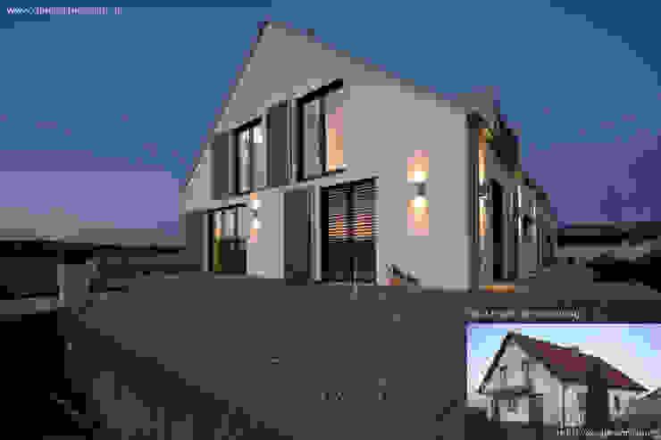 Modern Evler Architekturbüro Ferdinand Weber Modern