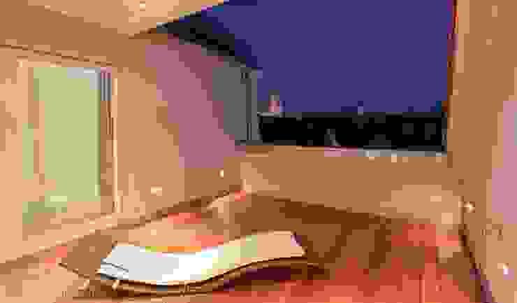 umbau und sanierung eines stadthauses in stadtamhof, regensburg Moderner Balkon, Veranda & Terrasse von Architekturbüro Ferdinand Weber Modern