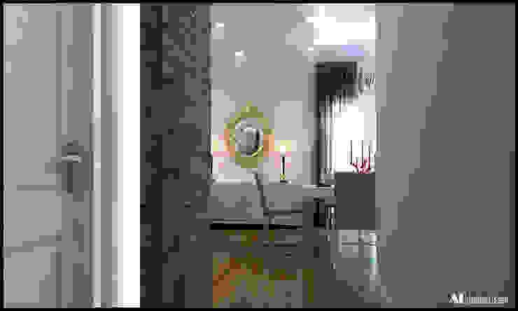 G_House Sala da pranzo moderna di AG Interior Design Moderno