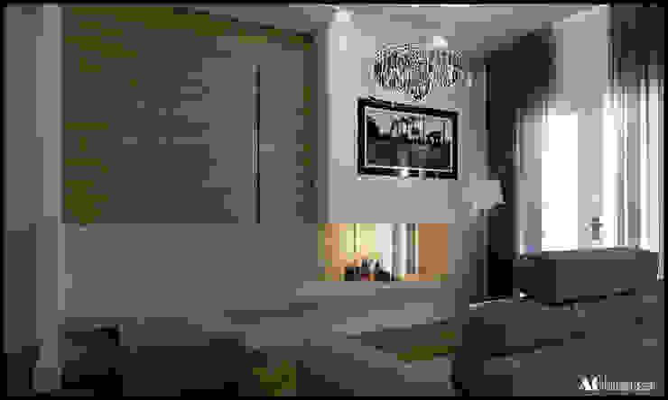 G_House Soggiorno moderno di AG Interior Design Moderno