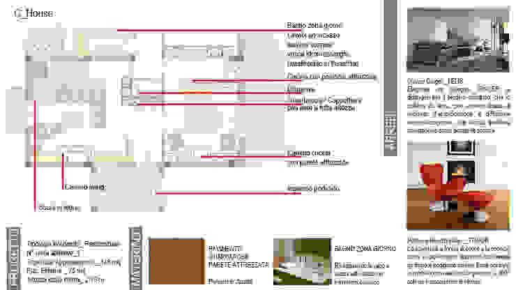 Scheda tecnica Case moderne di AG Interior Design Moderno