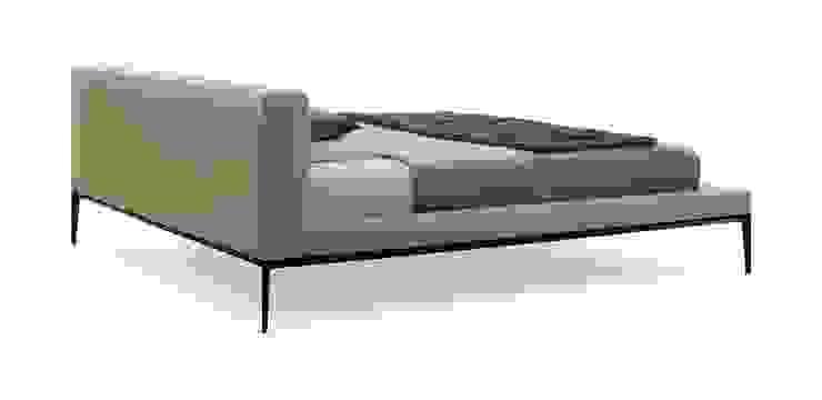 モダンスタイルの寝室 の Walter Knoll モダン