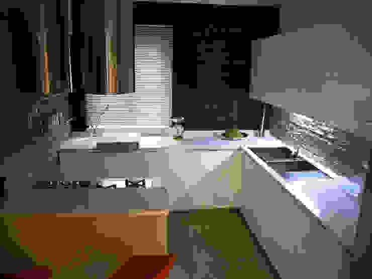 Dapur Modern Oleh d2w studio Modern