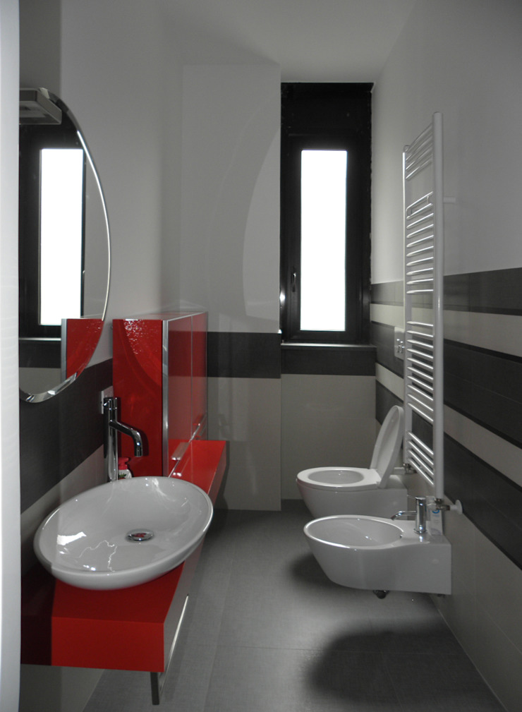 LMarchitects BathroomSinks