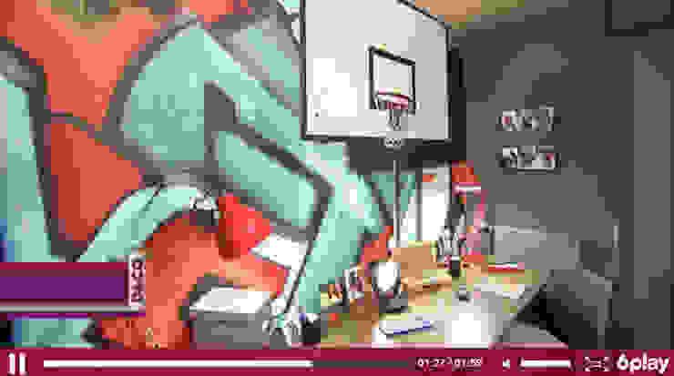 Moderne Schlafzimmer von YEDA Modern