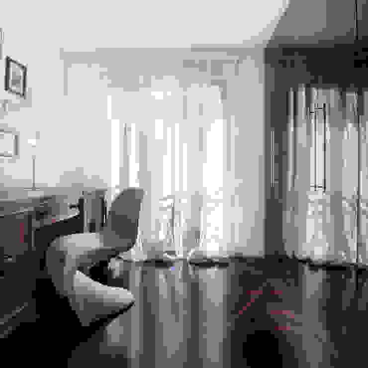 Phòng học/văn phòng phong cách hiện đại bởi Schreinerei Gürr GmbH Hiện đại