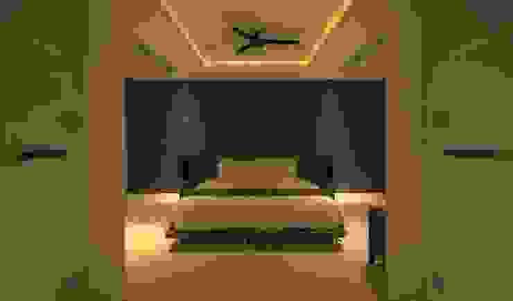 Bedroom Asiatische Schlafzimmer von homify Asiatisch