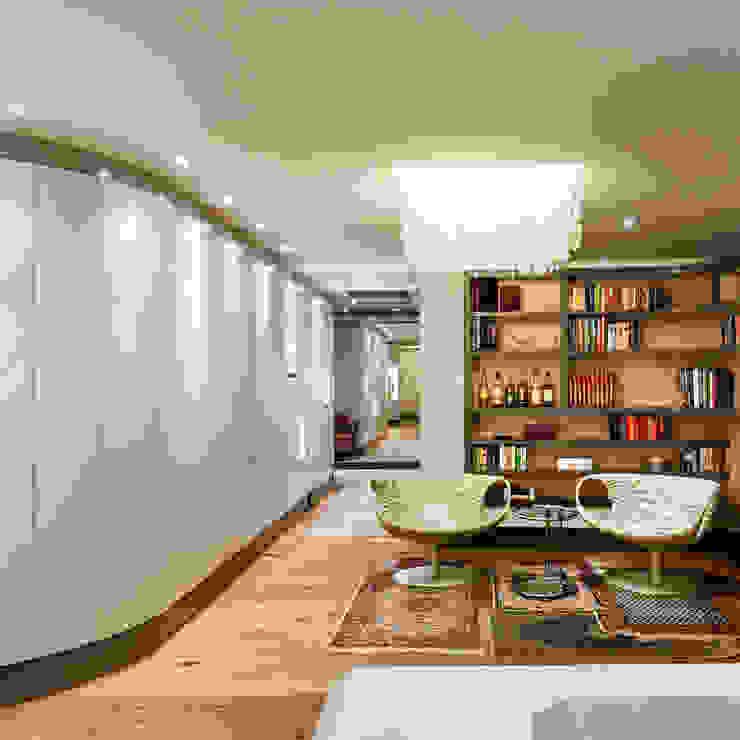 Projekt X Moderne Wohnzimmer von Schreinerei Gürr GmbH Modern