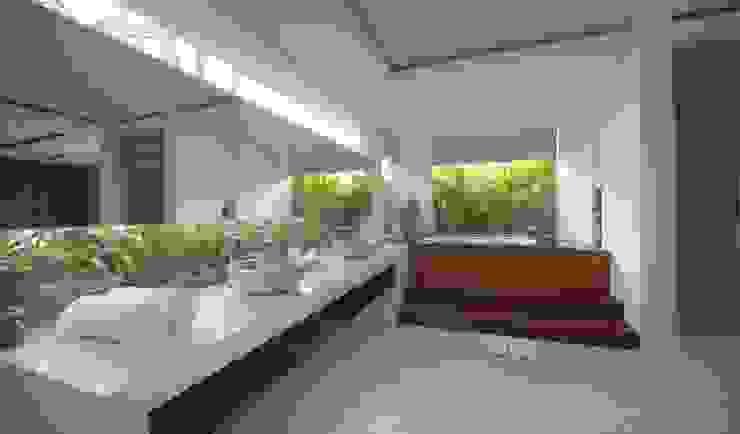 Bathroom 아시아스타일 욕실 by homify 한옥