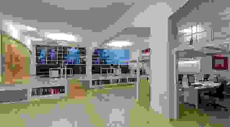 Studio Loft Studio di StudioKami Architecture & Engineering