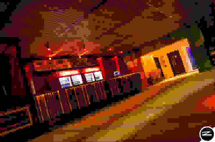 Moderne Bars & Clubs von Mascarenhas Arquitetos Associados Modern
