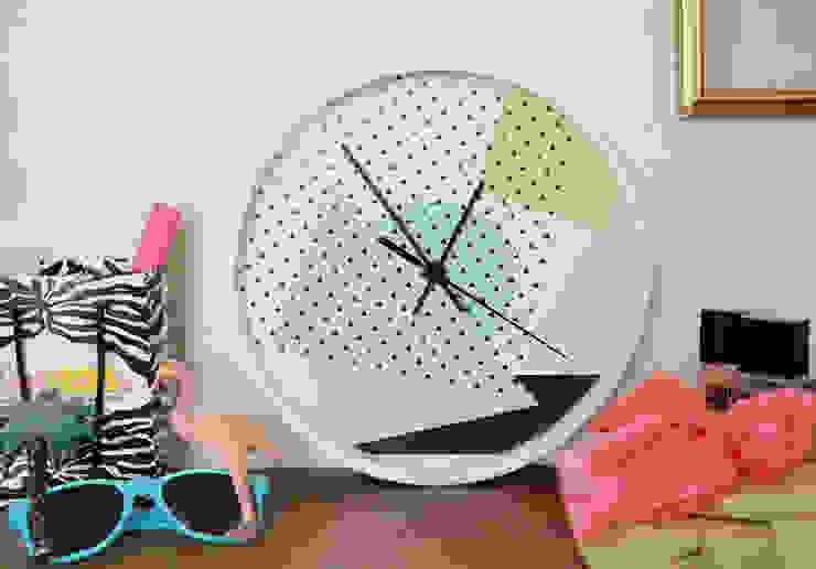 """Reloj """"Arty"""" www.rocio-olmo.com HogarAccesorios y decoración"""