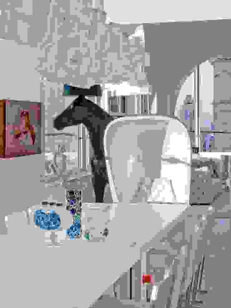 Sky House, NY Oficinas y tiendas de estilo ecléctico de BD Barcelona Design Ecléctico