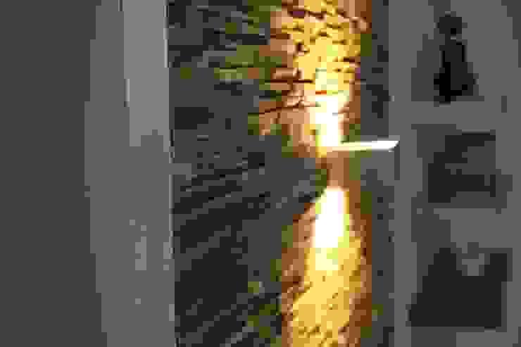 Wandverkleidung aus Holz: modern  von BS - Holzdesign,Modern