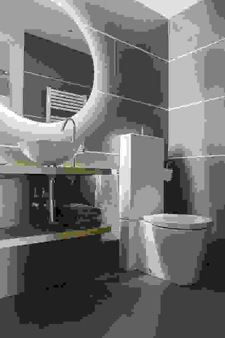 Urbana Interiorismo Bagno minimalista