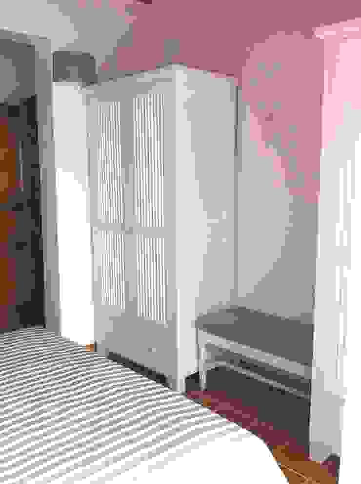 Dormitorios de estilo mediterráneo de Tatiana Doria, Diseño de interiores Mediterráneo
