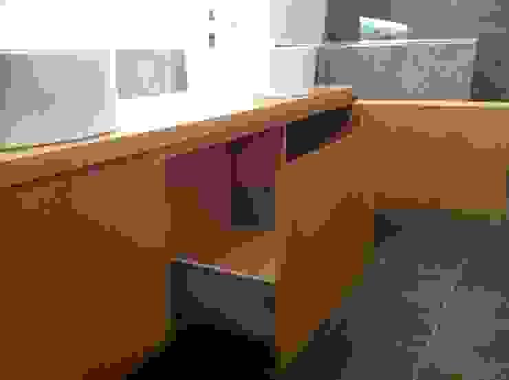 Reforma de baños de Tatiana Doria, Diseño de interiores Clásico