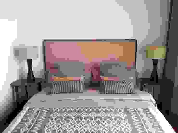 Phòng ngủ theo Tatiana Doria,   Diseño de interiores , Địa Trung Hải