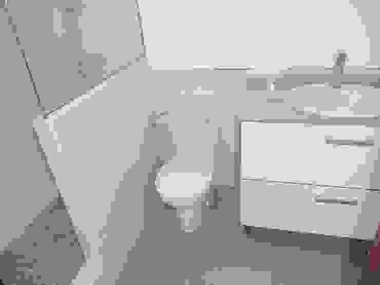 Reforma de baños Tatiana Doria, Diseño de interiores BañosAseos