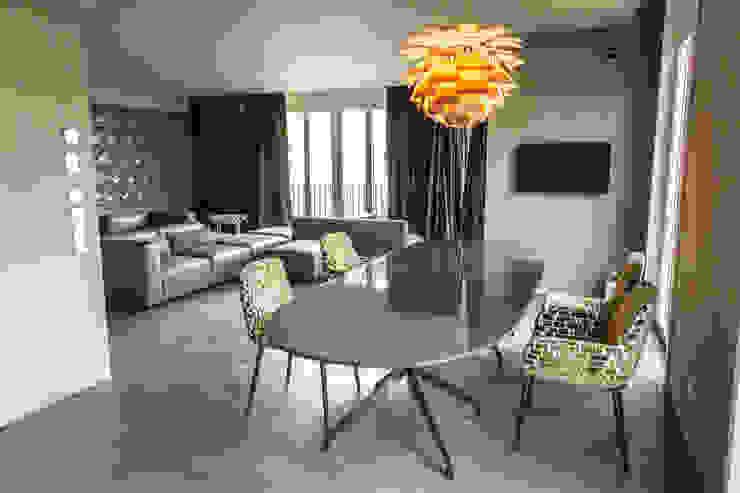 Living the life – Apartment im Herzen Berlins Moderne Esszimmer von Conni Kotte Interior Modern