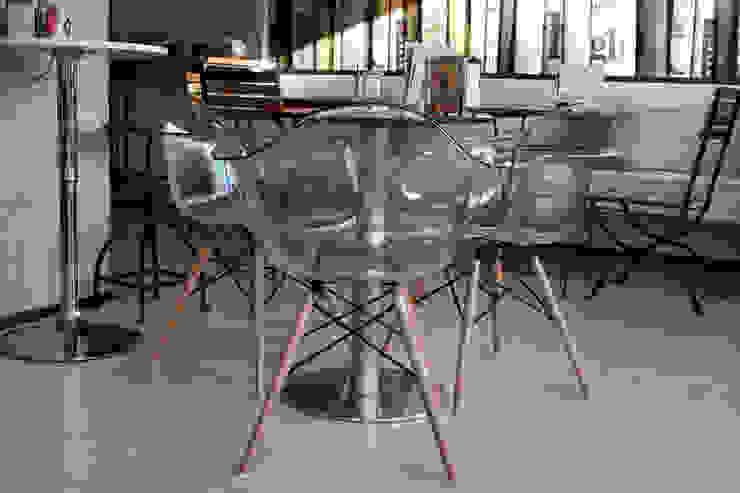 Estudio Sergio Castro arquitecturaが手掛けた折衷的な, オリジナル