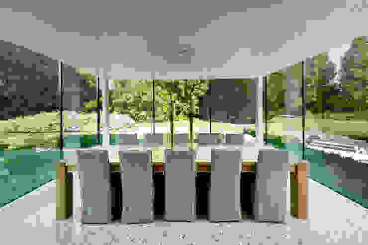 Modern Balkon, Veranda & Teras IMAGO DESIGN Modern