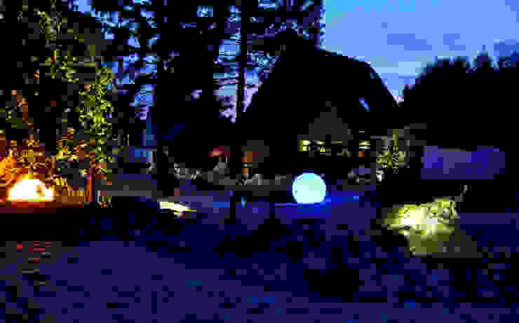 Projekty,  Ogród zaprojektowane przez Oswald Gärten, Eklektyczny