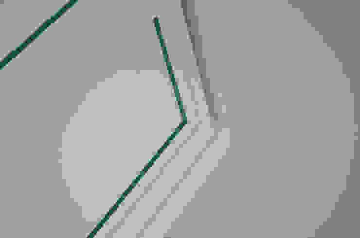 Interior design - Sea House - Jesolo Venezia Italy Ingresso, Corridoio & Scale in stile moderno di IMAGO DESIGN Moderno