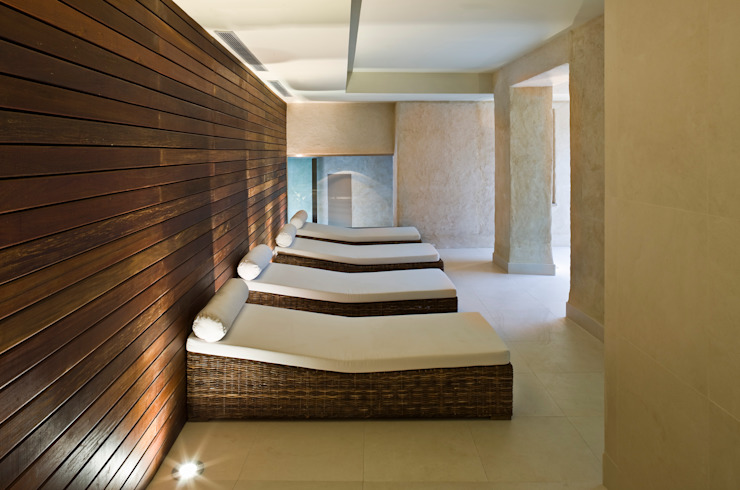 Hotel EME in Seville, Spain Donaire Arquitectos 水療