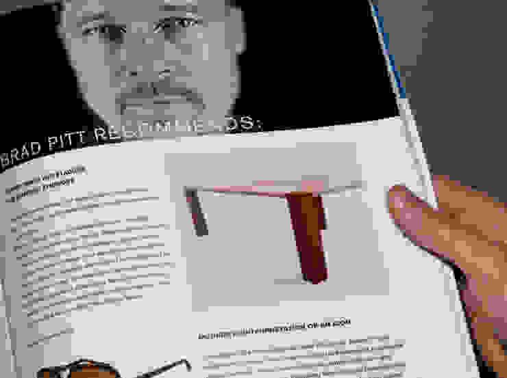 tischdrei Brad Pitt: modern  von hysenbergh GmbH | Raumkonzepte Duesseldorf,Modern