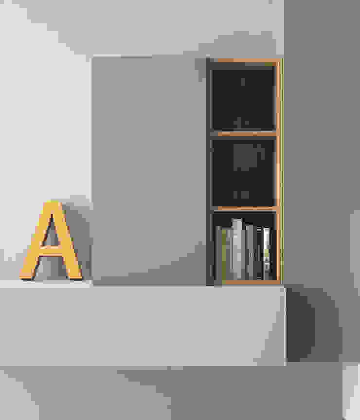 Industrial design - Dall'Agnese - Zona giorno Slim di IMAGO DESIGN Moderno