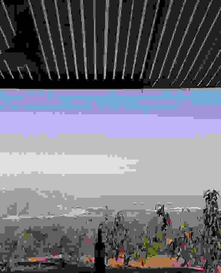 Weenkend pavilion Jardines de estilo rural de Borja Garcia Studio Rural