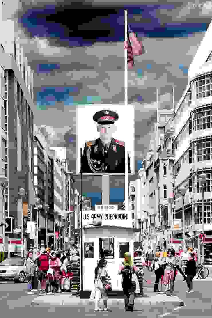 Checkpoint Charlie:  de estilo industrial de NSTUDIO, Industrial