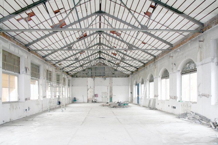 industrial  by roberto murgia architetto, Industrial