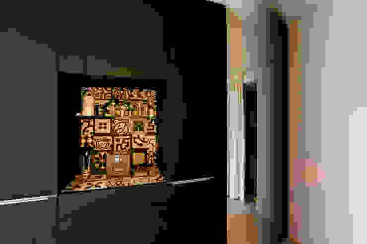 Cucina eclettica di büro für interior design Eclettico
