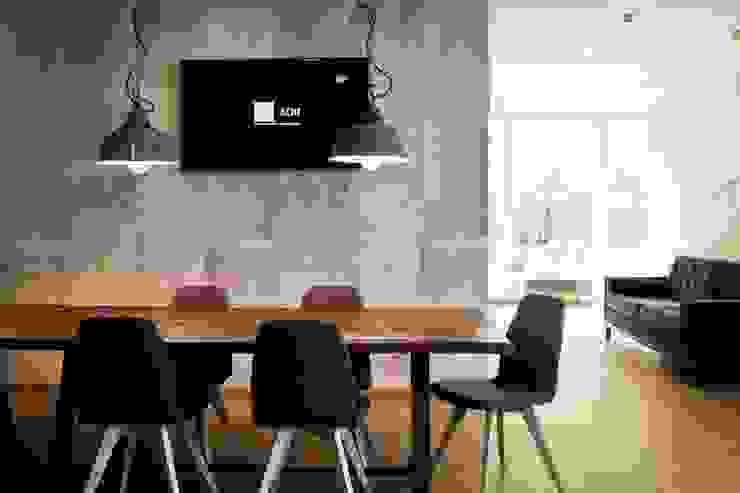 인더스트리얼 다이닝 룸 by func. functional furniture 인더스트리얼