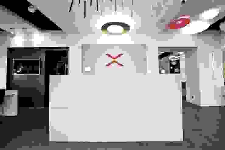 salon sklep oświetleniowy od TG STUDIO Minimalistyczny
