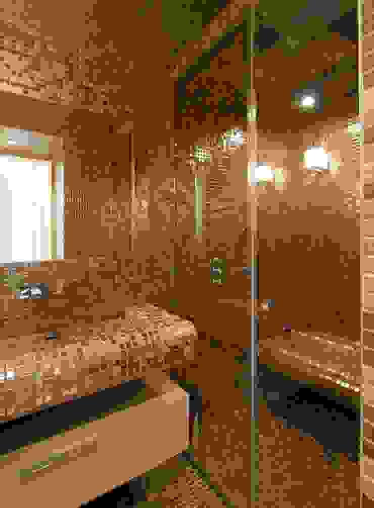 FELD Architecture Modern bathroom