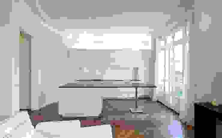 Cucina moderna di FELD Architecture Moderno