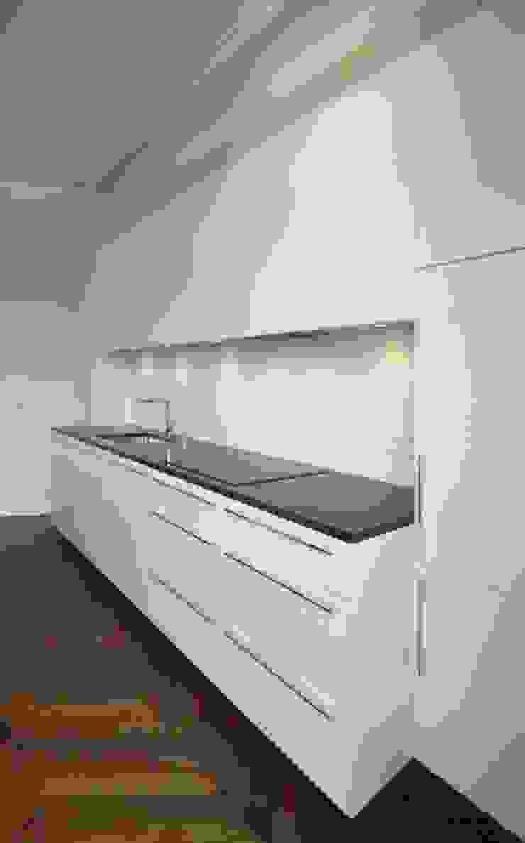 Appartement Saint Germain des Pres Cuisine moderne par FELD Architecture Moderne