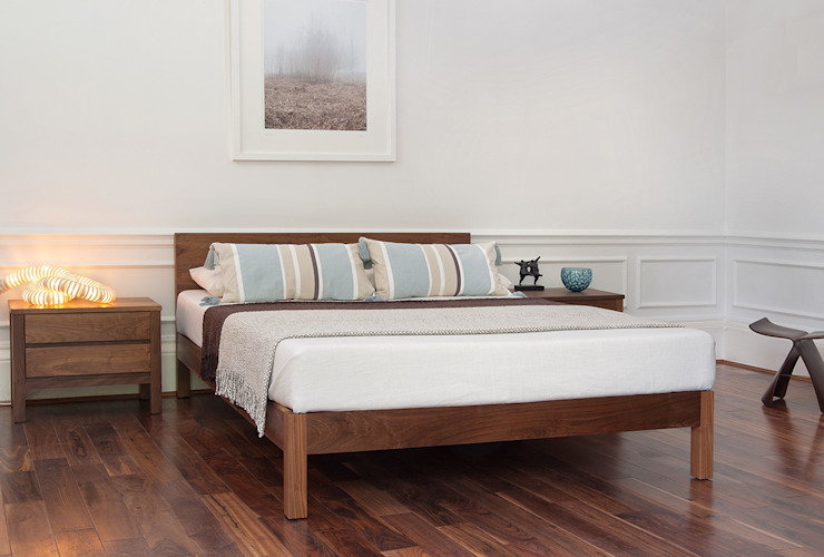Sahara Bed by Natural Bed Company