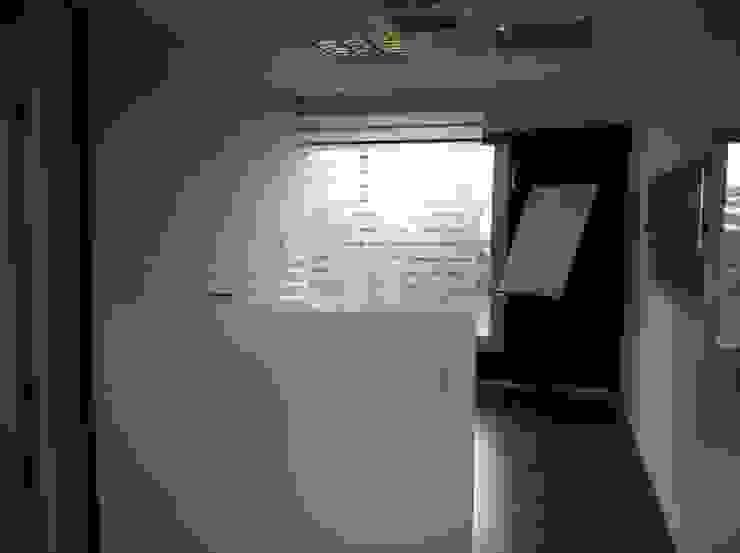 Divisiones de cristal para oficinas y locales de Tatiana Doria, Diseño de interiores Clásico