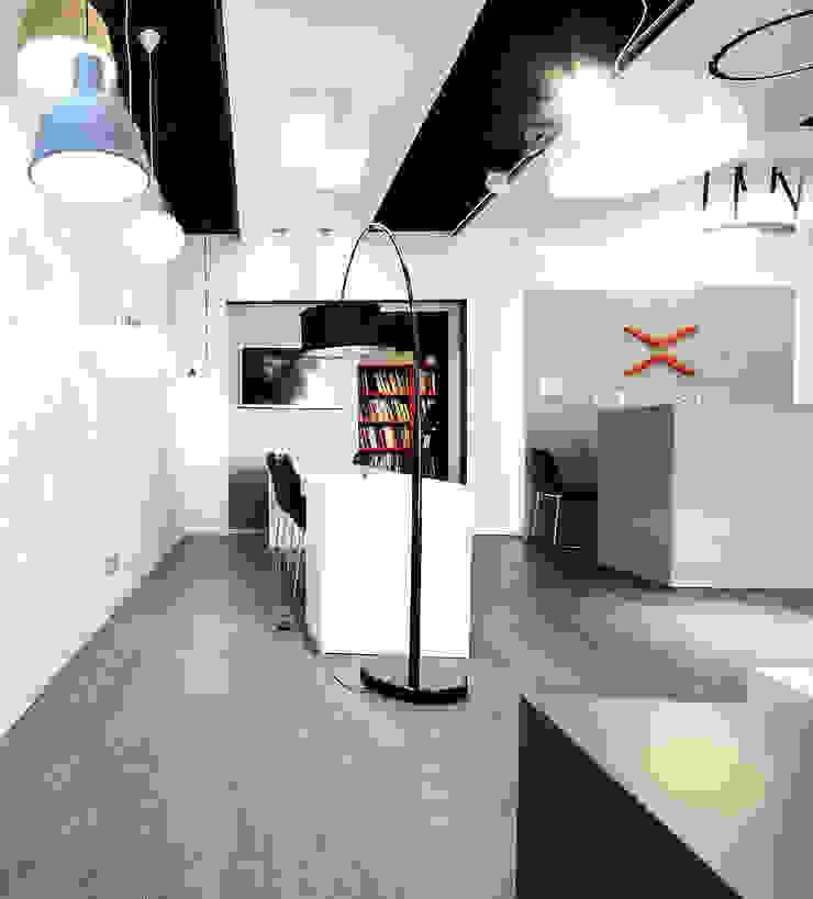 salon sklep oświetleniowy od TG STUDIO Industrialny